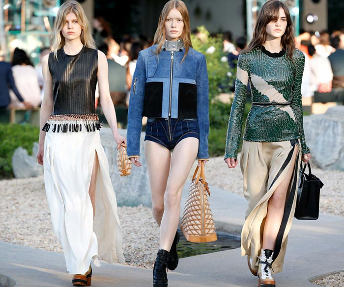 Louis Vuitton Resort 2016 Collection