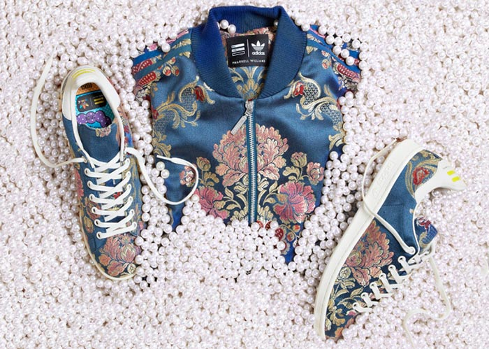 Pharrell Williams for Adidas Originals New Capsule Collection