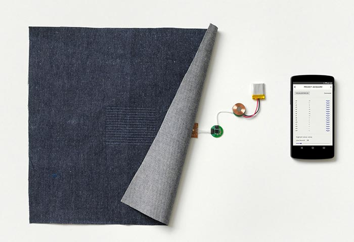 Project Jacquard: Levi's and Google Partner Up