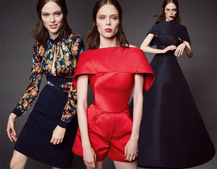 Zac Posen Resort 2016 Collection