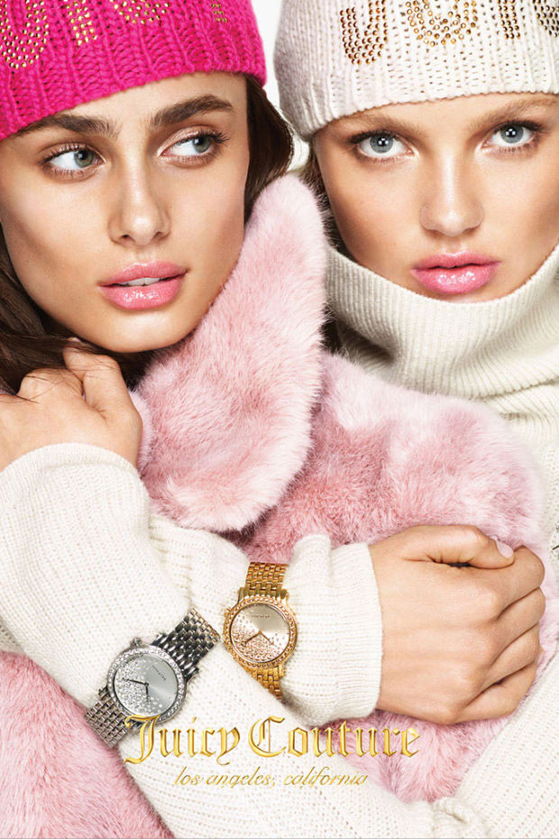 Juicy Couture's ‪#‎CoutureNouveau Fall 2015 Campaign