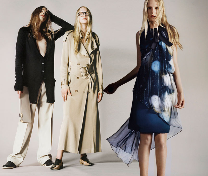 Maison Margiela Resort 2016 Collection