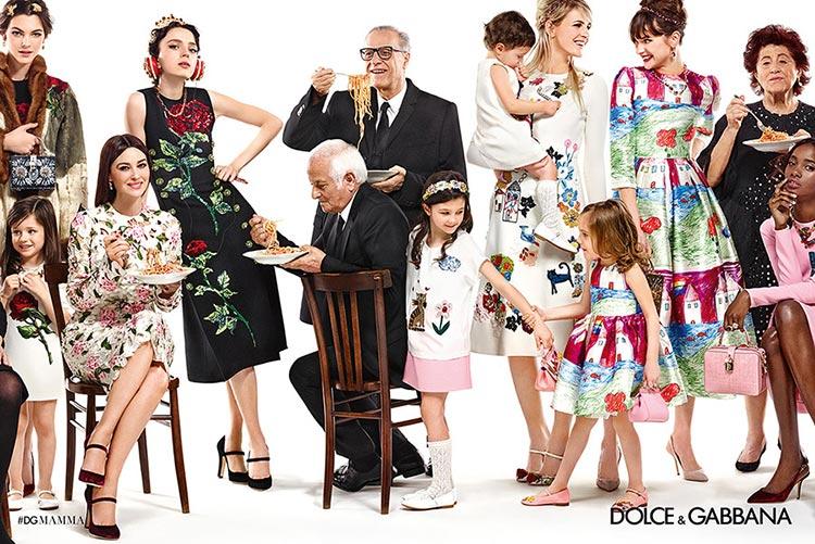 Dolce & Gabbana Fall 2015 Campaign