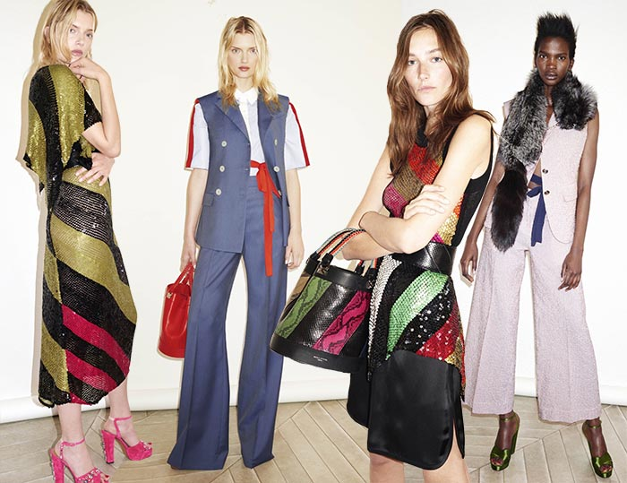 Sonia Rykiel Resort 2016 Collection