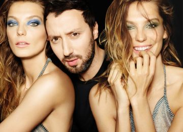 Anthony Vaccarello for Lancome Fall 2015 Makeup Line Is Here