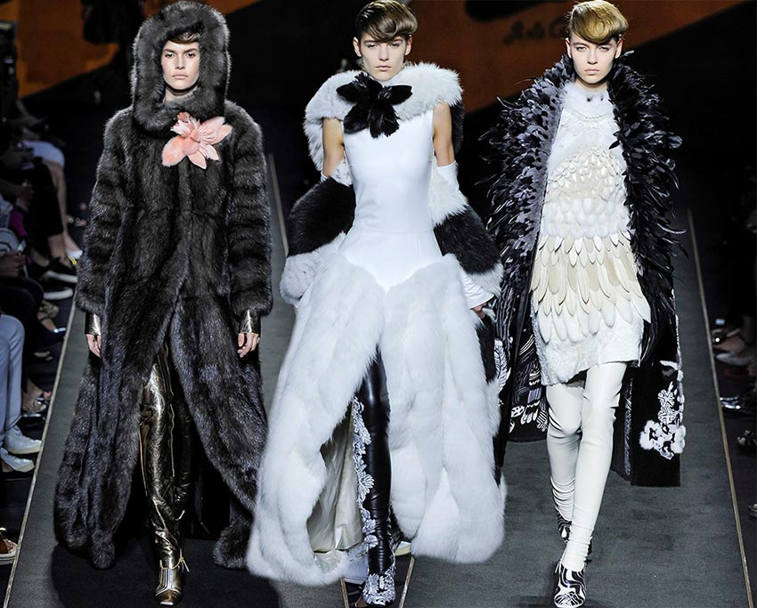 Fendi Couture Fall/Winter 2015-2019 Collection