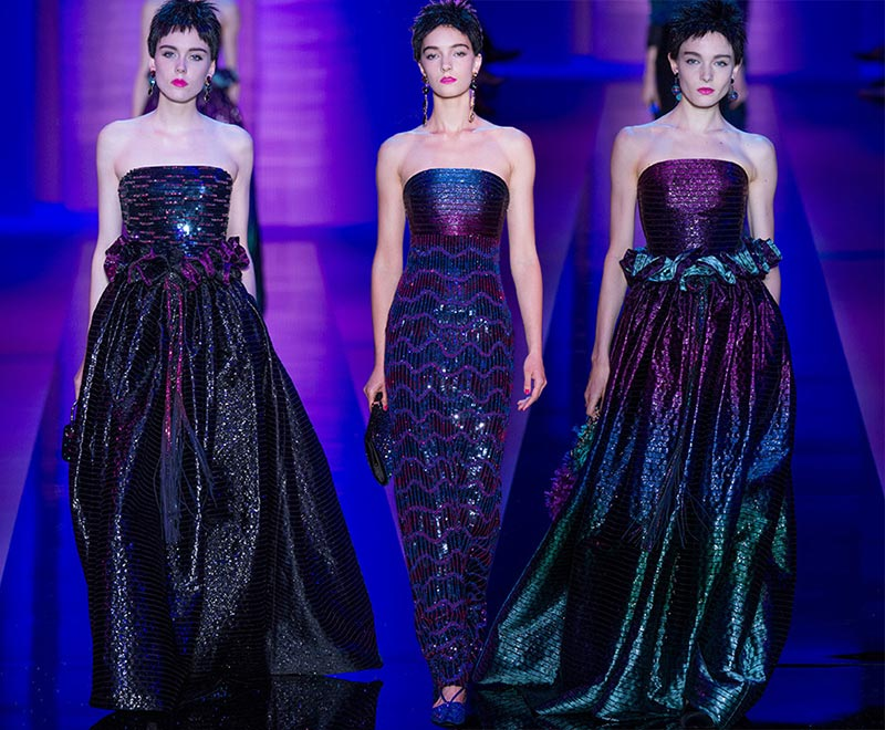 Giorgio Armani Prive Couture Fall/Winter 2015-2016 Collection