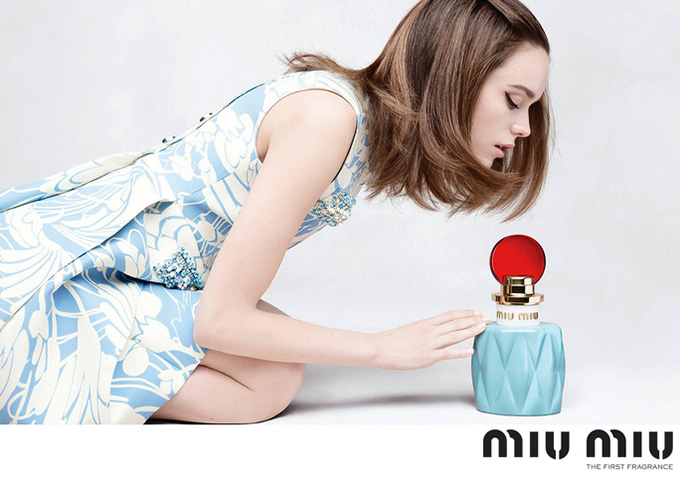 Miu Miu's First Fragrance Finally Out!