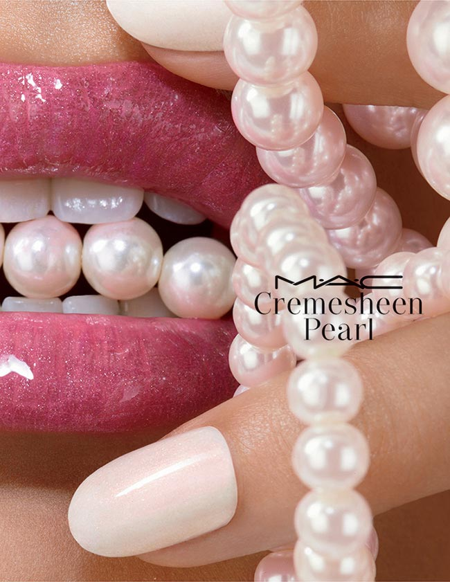 MAC Cremesheen Pearl Summer 2015 Makeup Collection