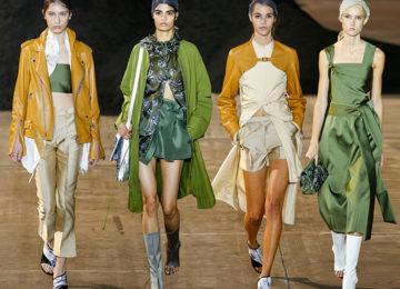 3.1 Phillip Lim Spring/Summer 2016 Collection – New York Fashion Week