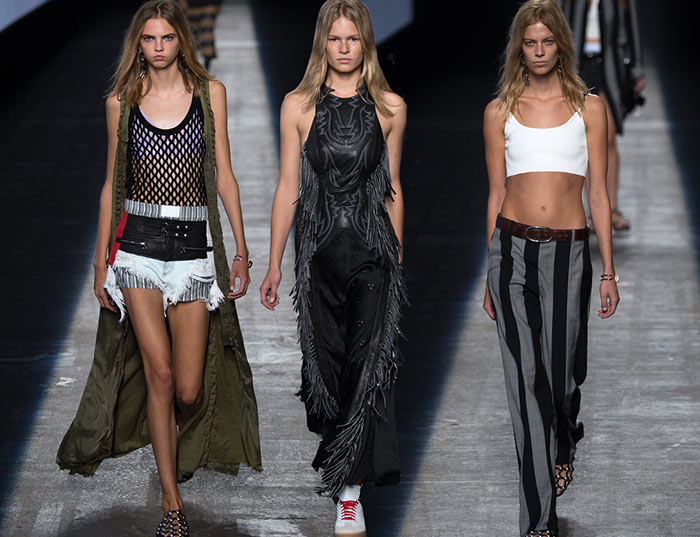 Alexander Wang Spring/Summer 2016 Collection