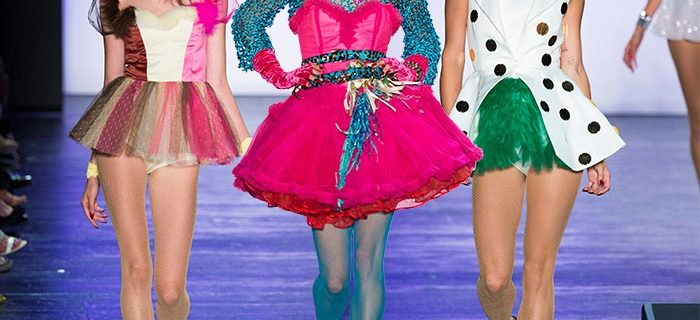 Betsey Johnson Spring/Summer 2016 Collection – New York Fashion Week