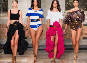 Blugirl Spring/Summer 2016 Collection – Milan Fashion Week