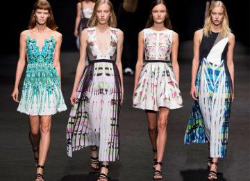 Byblos Spring/Summer 2016 Collection – Milan Fashion Week