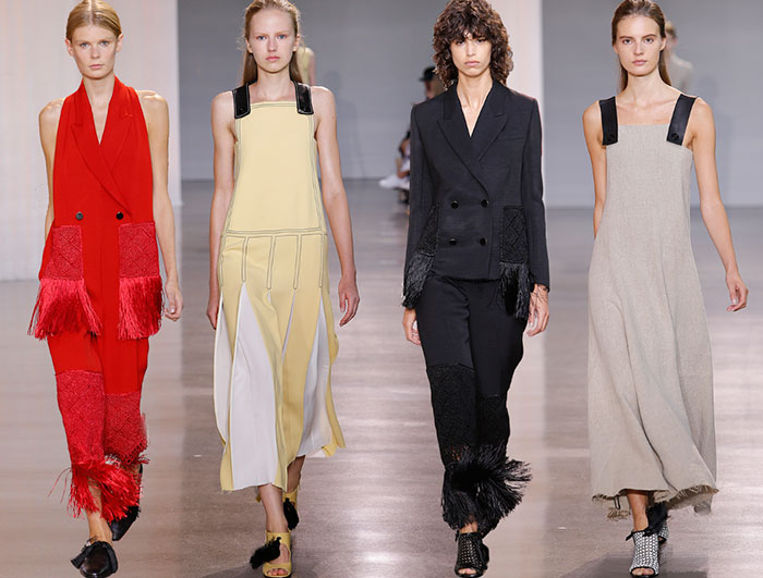 Edun Spring/Summer 2016 Collection