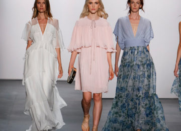 Erin Fetherston Spring/Summer 2016 Collection – New York Fashion Week