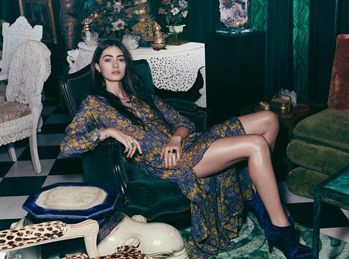 For Love & Lemons Fall 2015: Gypsy Dreamer