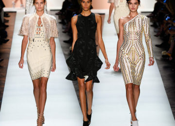Herve Leger by Max Azria Spring/Summer 2016 Collection – New York Fashion Week