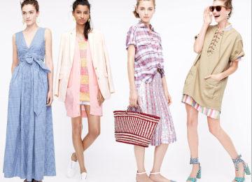 J.Crew Spring/Summer 2016 Collection – New York Fashion Week