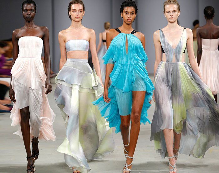 c0f8623ae55 J. Mendel Spring Summer 2016 Collection – New york Fashion Week ...