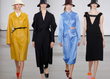 Jil Sander Spring/Summer 2016 Collection – Milan Fashion Week