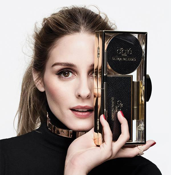 Olivia Palermo for Ciate Fall 2015 Makeup Collection