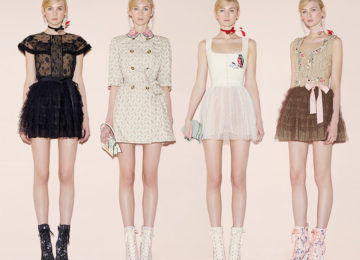 RED Valentino Spring/Summer 2016 Collection – New York Fashion Week