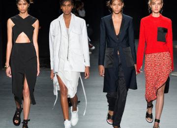 Rag & Bone Spring/Summer 2016 Collection – New York Fashion Week