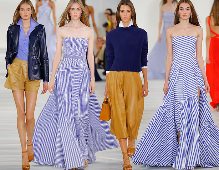8bed7b40a Ralph Lauren Spring/Summer 2016 Collection – New York Fashion Week ...