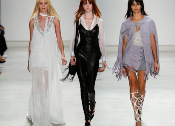 Rebecca Minkoff Spring/Summer 2016 Collection – New York Fashion Week
