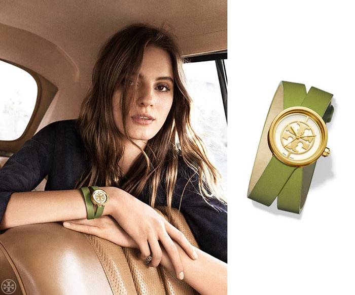 Tory Burch Reva Watch 2015