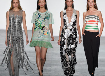 Vivienne Tam Spring/Summer 2016 Collection – New York Fashion Week