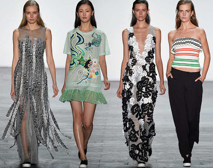 Vivienne Tam Spring/Summer 2016 Collection