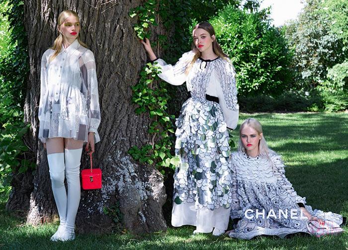 Chanel Cruise 2016 Campaign