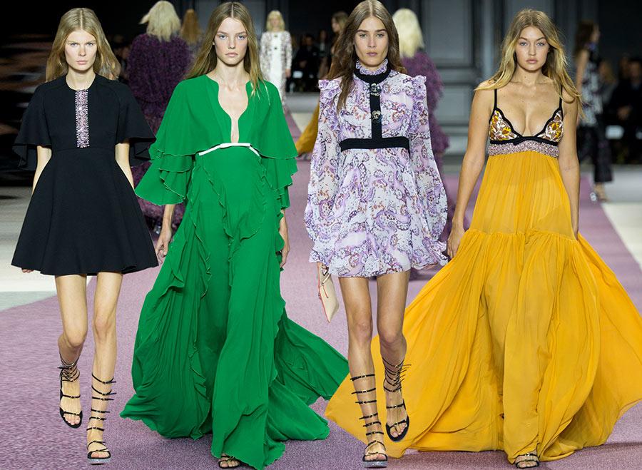 ebc2a6ae41f3 Giambattista Valli Spring Summer 2016 Collection – Paris Fashion ...