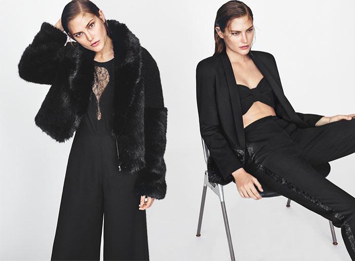 H&M Winter 2015-2016 Lookbook