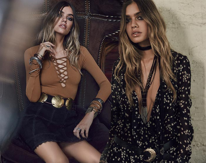 Free People's October 2015 Lookbook