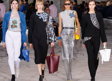 Loewe Spring/Summer 2016 Collection – Paris Fashion Week