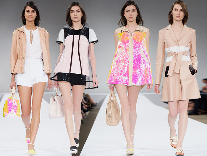 Longchamp Spring/Summer 2016 Collection