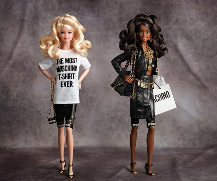 Moschino's Barbie Doll