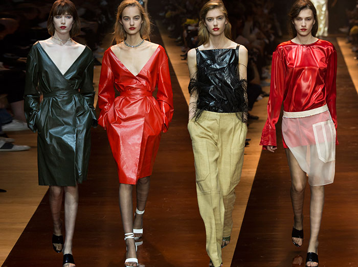 Nina Ricci Spring/Summer 2016 Collection