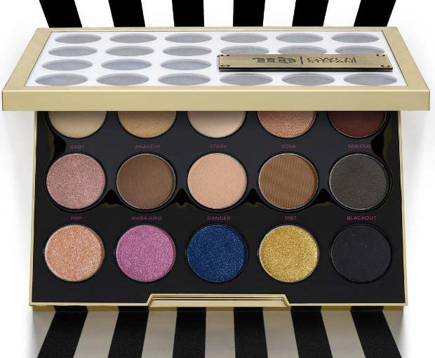 Gwen Stefani x Urban Decay Eyeshadow Palette