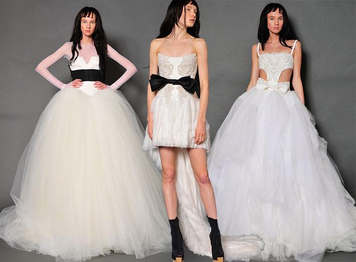 Vera Wang Fall 2019 Bridal Collection