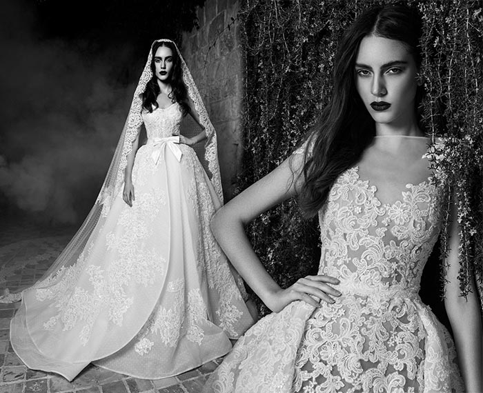 Zuhair Murad Fall 2016 Bridal Collection