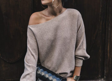 Hunting for Cozy and Cool Knits for Fall 2015