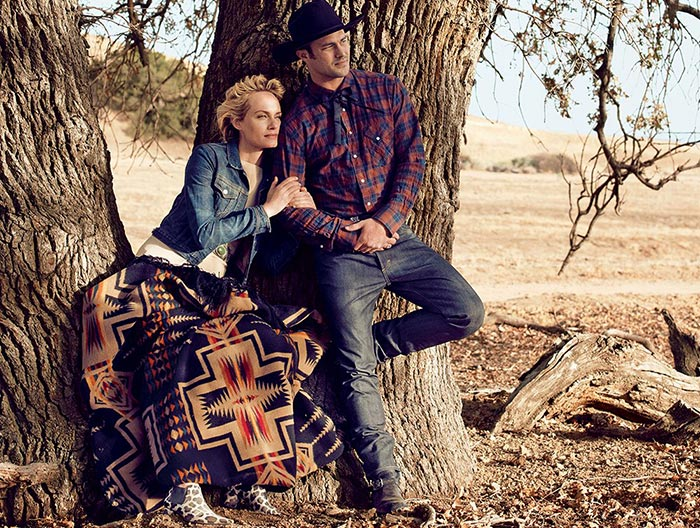 Levi's and Pendleton Capsule Collection
