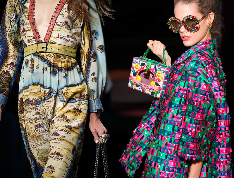 Spring/ Summer 2016 Print Trends