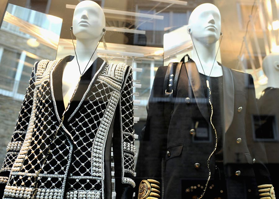 #HMBalmanation Shopping Window