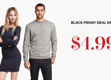 H&M Black Friday Deals 2015 You Shouldn't Miss