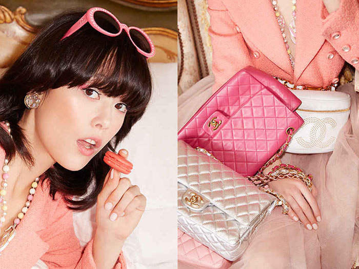 Nasty Gal Vintage Chanel 2015 Collection